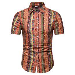 9a4f50466f1 Men Tropical Shirts Australia - Mens Beach Hawaiian Shirt Plus Size  Tropical Short Sleeve Shirt Men