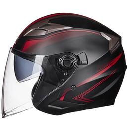 $enCountryForm.capitalKeyWord Australia - Motorcycle Helmet Airflow Open Face Summer Jet Scooter Half Face Motorbike Helmet CascoCasque C56