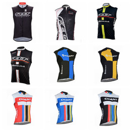 Giant Road Cycles NZ - 2019 GIANT Felt team road Bicycle vest Clothing Bike Vest Sleeveless Windproof Quick Dry cycling tight sporttop 51742