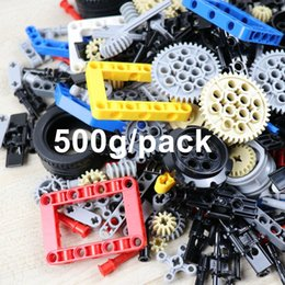 $enCountryForm.capitalKeyWord Australia - Zxz 500g Bulk Technic Parts To Create Personal Moc Include Different Spare Pieces Toys Compatible With Blocks Boys Birthday Gift MX190731