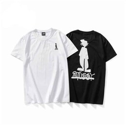 $enCountryForm.capitalKeyWord Australia - SS Mens Brand T Shirt Designer Trend T Shirt Fashion stussys tee Short white tee Sleeve Luxury High Quality Women tee Letter Print Man Top
