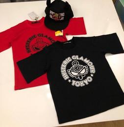 $enCountryForm.capitalKeyWord Australia - Best 2019 summer hot sale kids t-shirt with cotton fabric kids short sleeve cute fashion kids badge character print children's t-shirt