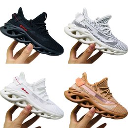 $enCountryForm.capitalKeyWord Australia - With Box 2019 Kids Primeknit Breathable Running Shoes Originals Kids Buffer Rubber 4D Printing Twist Sole Jogger Shoes