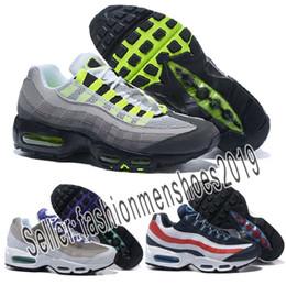 Colour Shoe Cream Australia - Good OG Neon Men'Running Shoes For Women Sneakers Sports Designer Trainer Black White Colours Hot Sales