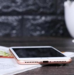 Cheap Camera Gsm Australia - Cheap Goophone i8 Plus i8+ 2G GSM Unlocked Quad Core MTK6580 512MB 4GB Android 7.0 5.5 inch IPS 960*540 qHD GPS WiFi 5.0MP Camera Smartphone