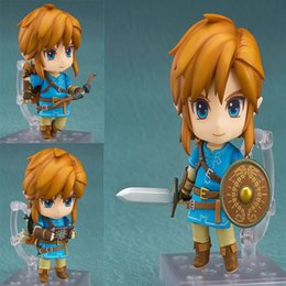 $enCountryForm.capitalKeyWord UK - Anime 733# The Legend of Zelda action movable toy figure Breath of the wild Ver. collection figurine decoration boxed Y7193