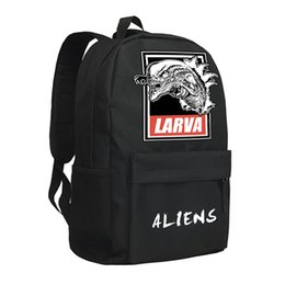 $enCountryForm.capitalKeyWord Australia - Alien Covenant Backpack for Adults Moive Theme School Bag Boys Girls Teenagers Daypack Mochila