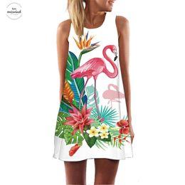 Women beach designer dresses online shopping - Women Dress Sleeveless Beach Boho Summer Dresses Sexy Polyester Lady Party Short Shift Dresses Casual Vestido Designer Clothes