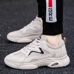 $enCountryForm.capitalKeyWord Australia - 12019 Four Seasons Paris Aristocratic Family Dad Shoe Male Motion Leisure Time Shoes Youth Skate Shoes Male Small White Shoes