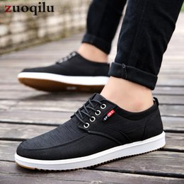 $enCountryForm.capitalKeyWord Australia - black canvas men shoes Men Canvas Shoes Male Casual Flats Casual Breathable Loafers Driving Big Size 39-45