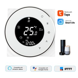 Voice controller online shopping - Water Heating Thermostat Smart WiFi Digital Temperature Controller Voice Control Compatible with Amazon Echo Google Home IFTTT