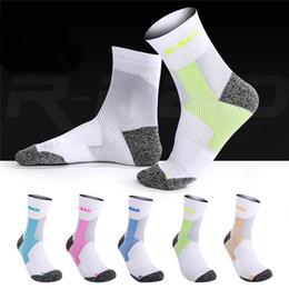 Sock Packs Australia - Men Ankle Quarter Support Cycling Running Socks Dry Fit Joggers Cross Training Gym Workouts Tennis Sport Socks 3 Pack #73334