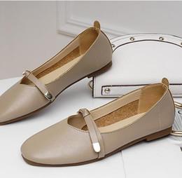 $enCountryForm.capitalKeyWord Australia - Num 3 Beauty Comfortable Shoes Cut Down Flat Shoes Women Good Walking Outdoor Cheap Best Quality Slip on Shoes