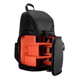 Camera Bag Case Dslr Australia - camera sling Camera Sling Bag Shoulder Cross DSLR Case Waterproof w  Rain Cover Soft Padded Stylish Travel Tripod Men Women Bag Backpack