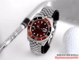 $enCountryForm.capitalKeyWord Australia - Ceramic Bezel Date Man Automatic Men High Quality Wholesale Luxury New Stainless Steel Mens Watches.