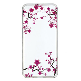 $enCountryForm.capitalKeyWord UK - Soft TPU Cover For Samsung Galaxy J4 Plus 2018 Case High transparent Cherry Blossom series design Mobile Phone Cases Covers