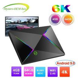 $enCountryForm.capitalKeyWord Australia - M9S Z8 Allwinner H6 Android 9.0 TV Box 4GB 64GB 32GB Allwinner H6 Quad Core 6K Ultral HD Streaming Media Player 2.4G Wifi Smart TV box