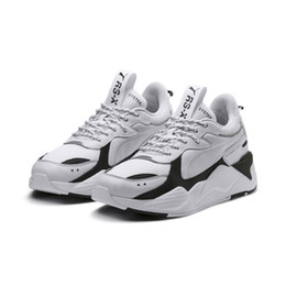 tango sneakers NZ - 2019 New High Quality RS-X Reinvention Toys Mens Running Shoes Brand Designer Men Hasbro Transformers Casual Womens rs x Sneakers Size 36-45