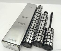 Wholesale 2 pcs Free Shipping New Makeup Brand Eyes Mascara EXTRA LENGIH Waterproof Mascara Black 10ML