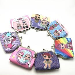 $enCountryForm.capitalKeyWord Australia - Surprise Girls Designer Luxury Handbags Purses Iron Clip Cartoon Wallets Children Coin Purse Kids Cute Gift Gags Credit Card Holder B71003