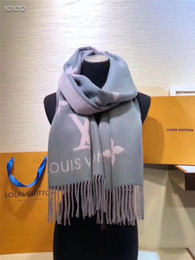 Best selling scarves online shopping - High quality Cashmere designed scarves for men and women Luxury shawl Autumn and winter Best selling classic Scarves size45 with box