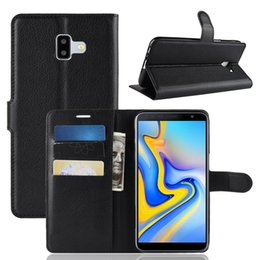 c7a3b766c3c Phone cases for samsung galaxy a3 online shopping - Litchi PU Leather Wallet  Case TPU Phone
