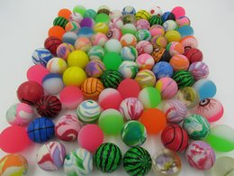 $enCountryForm.capitalKeyWord Australia - Colorful Bouncy Balls Birthday Party Supplies Loot Bag Toy Filler Jet Balls for Kids Small Bouncy Balls Party Gifts
