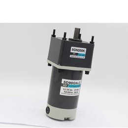 $enCountryForm.capitalKeyWord UK - DC reduction motor 90W large torque micro motor gear slow speed regulation pony