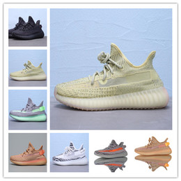 $enCountryForm.capitalKeyWord UK - Hot Sale Release 350 V2 Blue Tint B37571 Man Women Girl Gift For Children Running Sneakers With Original Shoes Authentic Quality US5-13