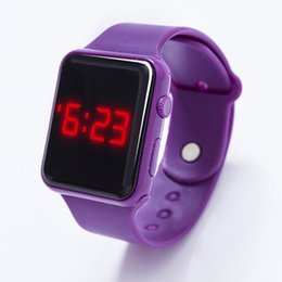$enCountryForm.capitalKeyWord Australia - Explosion models children's apple men and women fashion led watch activities e-commerce gifts electronic watches wholesale custom