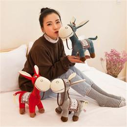 $enCountryForm.capitalKeyWord Australia - 20170718 The Hot Sales Small Donkey Doll Stuffed Animals And Plush Toys Cloth Birthday Gift Free Shipping