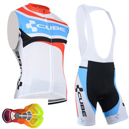 Bikes sportswear online shopping - 2019 CUBE new Cycling Jersey Racing Bike Cycling Clothing Mens Cycle Clothes Wear Ropa Ciclismo summer quick dry Sportswear A20
