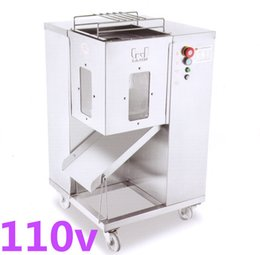 $enCountryForm.capitalKeyWord Canada - Free shipping 110v QSJ-A hot selling Multifunction meat cutter machine, 500KG  HR, meat slicer meat dicing