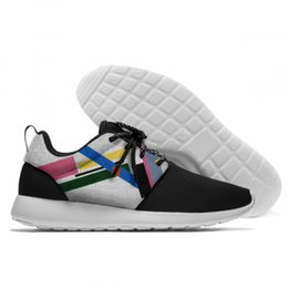 $enCountryForm.capitalKeyWord Australia - 2019 High Quality Art Print Kazimir Malevich Men Women Summer Causal Flats Shoes Fashionable