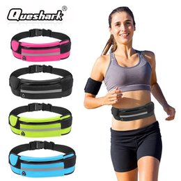 $enCountryForm.capitalKeyWord Australia - Running Waist Bag Sport Fanny Packs For Music With Headset Hole-Fits Smartphones Sports Bags Fitness Belt Chest Pouch Water Bags #29560