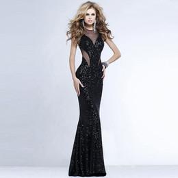 Women Sexy Maxi Dress Chest Wrapped Glitter Elegant Black Dress Party  Dresses Women Evening Trailing Frocks Female Vestido BH116 de92861d6