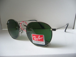 $enCountryForm.capitalKeyWord Australia - 2019 Aviator Ray Sunglasses Vintage Pilot Brand Band UV400 Protection Bans Mens Womens Men Women Ben wayfarer sun glasses with box case 3447