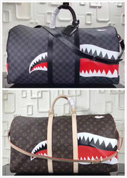 Star Phones Screen Australia - 50 M54169 shark silk screen MEN HANDBAGS ICONIC BAGS TOP HANDLES SHOULDER BAGS TOTES CROSS BODY BAG CLUTCHES EVENING
