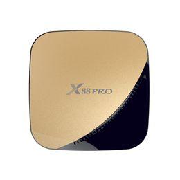 Discount play store box - X88 PRO Smart TV Box 4G 64G Android 9.0 Rockchip RK3318 5G Wifi 4K 1080p USB3.0 Google Play Store Netflix Youtube Med