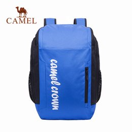 camel outdoor backpack 2019 - CAMEL 20L Men & Women New Travel Mountaineering Trekking Backpack Waterproof Bags For Hiking Traveling Outdoor Backpack