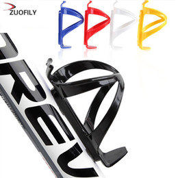 Bicycle Carbon Brand Australia - Bicycle Cycling Mountain Road Bike Water Bottle Holder Cages Rack Mount Brand New High Quality #243298