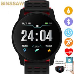 $enCountryForm.capitalKeyWord Australia - Top Sports Smart Watch Men Women Heart Rate Monitor Blood Pressure Fitness Tracker Smartwatch Gps Sport Watch For Android Ios J190628