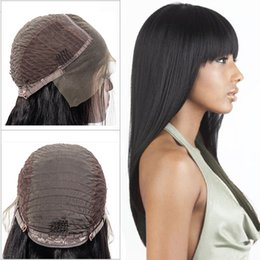 Hair Colors Australia - Lace Front Human Hair Wig Black Dark Brown Light Brown 613 Blonde 10 Colors 10-24inch 13*4 13*6 Factory Price Cheap