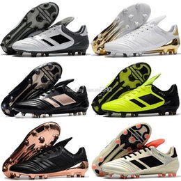 $enCountryForm.capitalKeyWord Australia - New Arrival Original Soccer Cleats Outdoor Copa Mundial Football Boots Mens Soccer Shoes Copa 17.1 Fg Cleats Boots Football Shoes Green