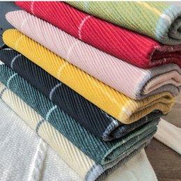 Ladies thick winter poncho online shopping - Brand Winter Scarf Plaid Cashmere Pashmina Women Scarfs Warm Thick Shawl Hijab Poncho For Ladies Scarves Foulard Femme