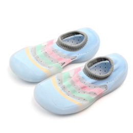 $enCountryForm.capitalKeyWord NZ - Anti Slip Socks Learning To Walk Baby Cotton Socks With Rubber Soles Infant First Walkers Toddler Indoor Floor Sock Shoes