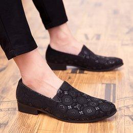 $enCountryForm.capitalKeyWord NZ - Man Dress Shoes Spring Autumn Men Social Shoes Black Blue Mens Wedding Shoes Rubber Bottom Fashion Office Footwear Male Size 38~47