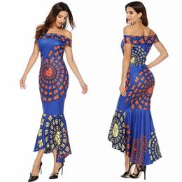 $enCountryForm.capitalKeyWord NZ - 2019 Vintage bandage Blue Prom Dresses Lace Appliqued Cap Sleeve Sheer Back Evening Dresses Formal Party Gowns Cheap Long Dresses