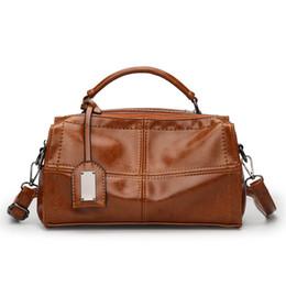 $enCountryForm.capitalKeyWord Australia - 2019 New Fashion Women Handbags Soft PU Leather Shoulder Bags Lady Large Capacity Solid Multi Color Female Casual Tote Bag