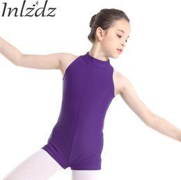 Purple Spandex Tank Leo /& Skirt iCostumes Dress Up Party Dance Halloween Ballet